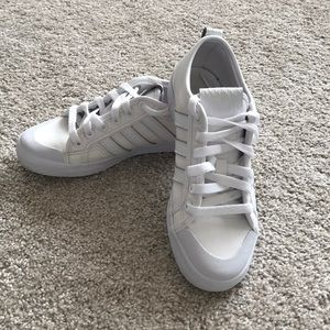 Adidas white snickers